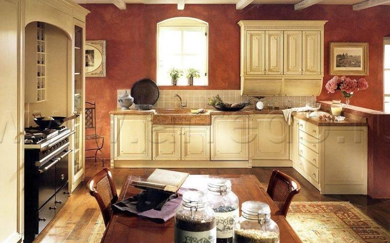 Кухня FIOCCO DI SETA BAMAX fiocco di seta 2