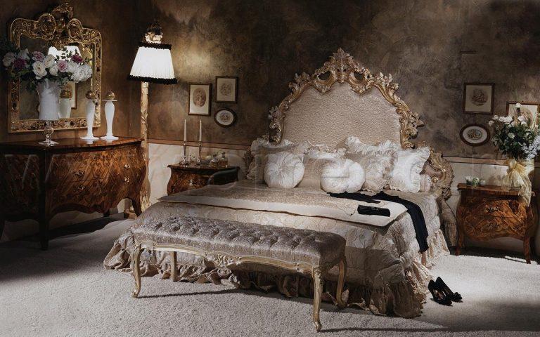 Итальянская спальня LIFESTYLE 02 MINOTTI LUIGI & BENIGNO