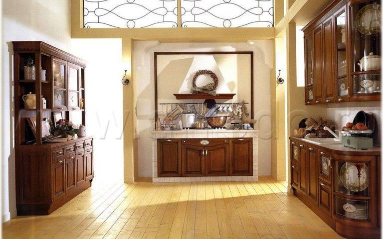 Кухня ASTER CUCINE SINTONIA-6