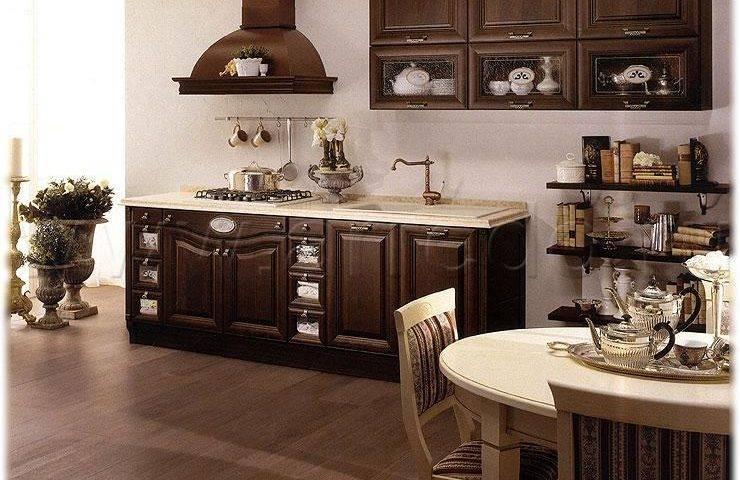 Кухня ASTER CUCINE SINTONIA-10