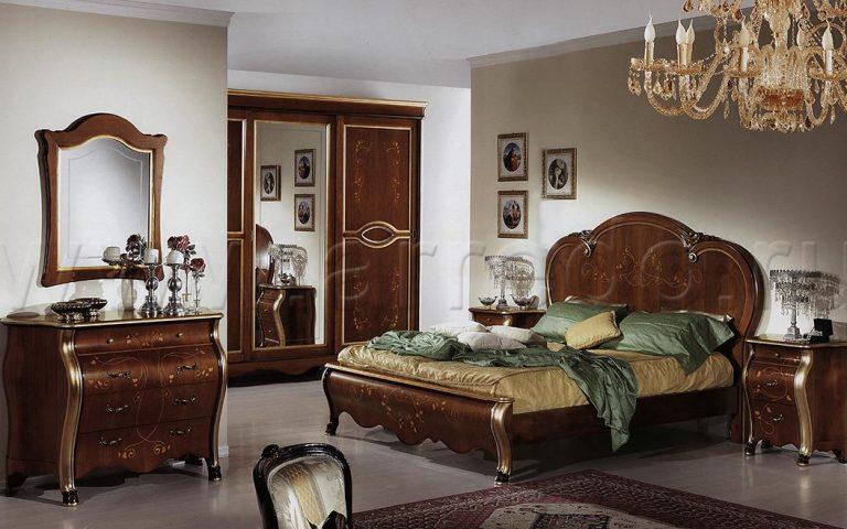 Итальянская спальня LUXOR 03 MORELLO GIANPAOLO