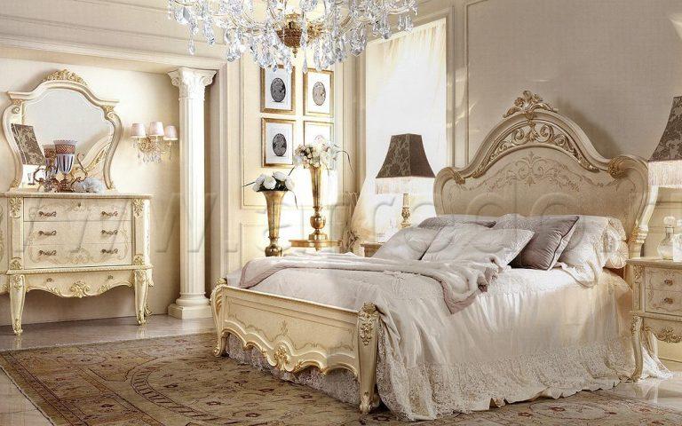 Итальянская спальня D09 BARNINI OSEO