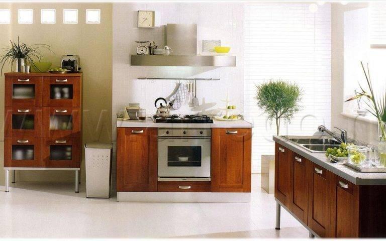 Кухня ASTER CUCINE QUADRIA-7