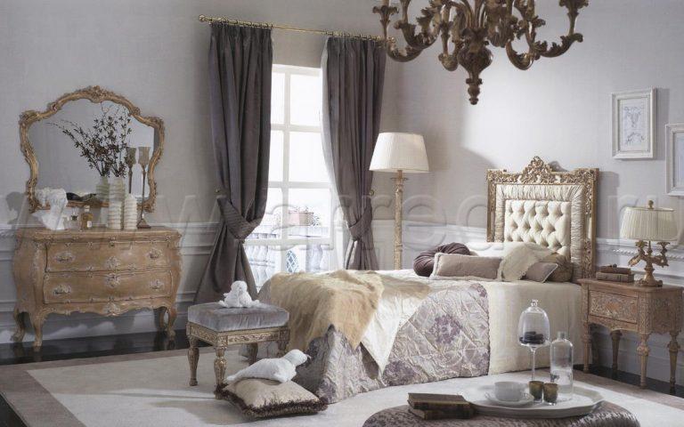 Итальянская спальня SOLEIL ROBERTO GIOVANNINI