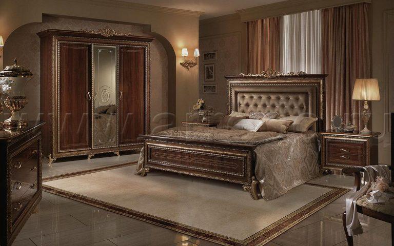 Итальянская спальня GT 01 ARREDOCLASSIC
