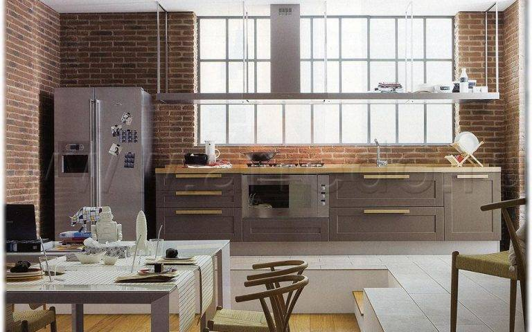 Кухня California VENETA CUCINE California