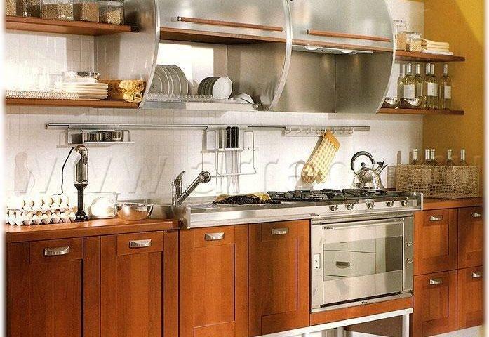 Кухня ASTER CUCINE QUADRIA-9