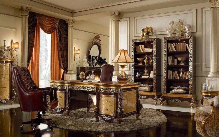 Итальянский кабинет Royal palace-3 AR ARREDAMENTI