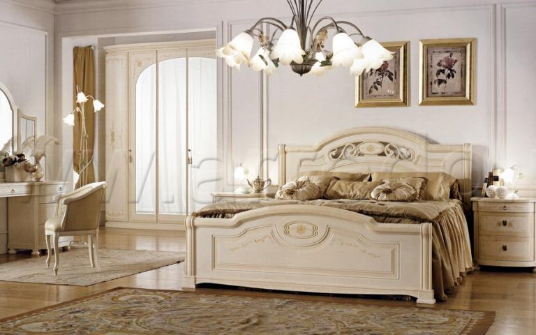 Итальянская спальня PRINCIPESSA AGM (ALBERTO E MARIO GHEZZANI)