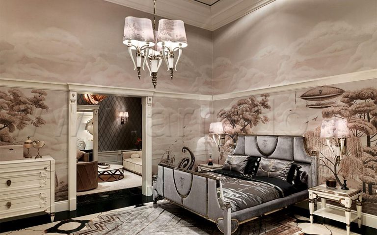 Итальянская спальня WINDSOR VISIONNAIRE