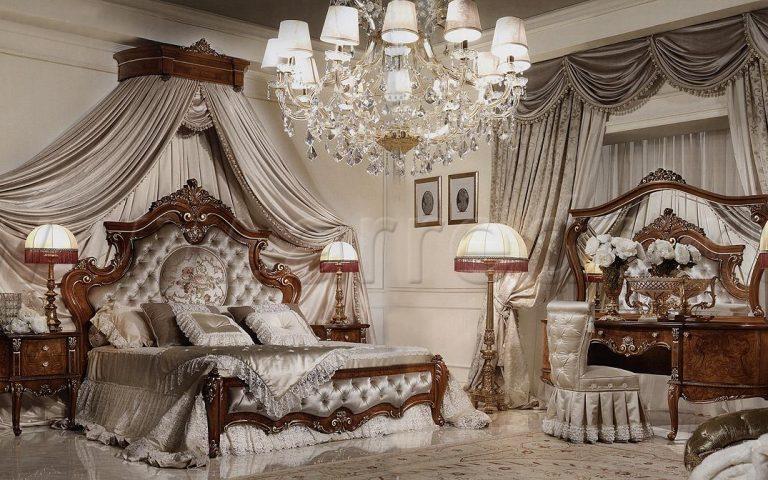 Итальянская спальня D08 BARNINI OSEO