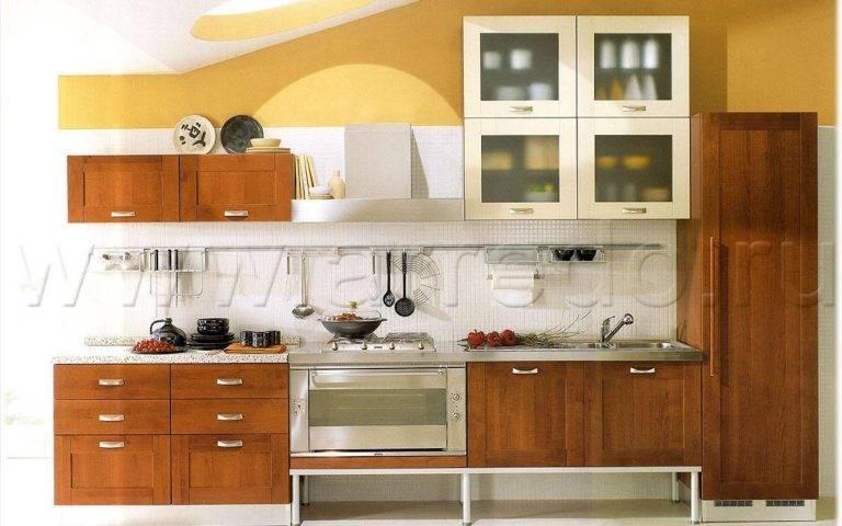 Кухня ASTER CUCINE QUADRIA-4