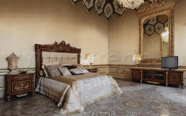 Итальянская спальня TREVI 02 MINOTTI LUIGI & BENIGNO