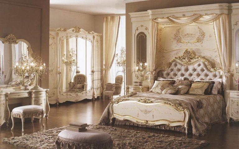 Итальянская спальня MONNALISA CAMERA AGM (ALBERTO E MARIO GHEZZANI)
