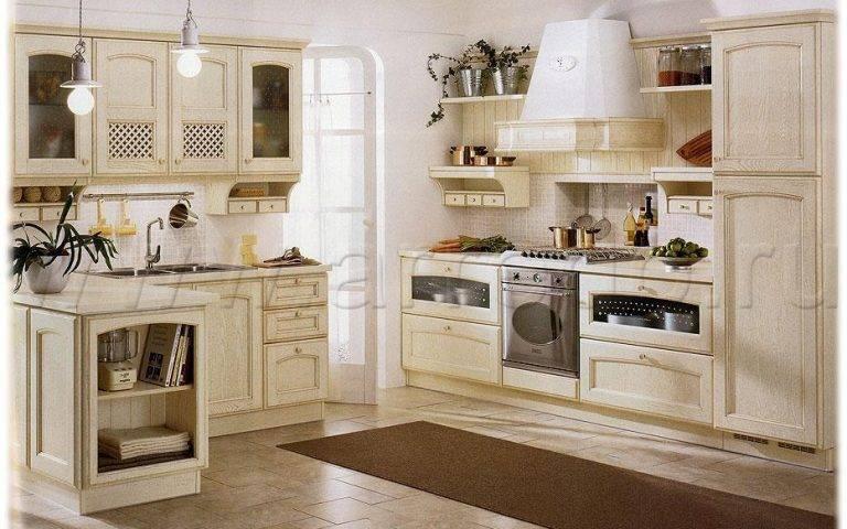 Кухня Villa Deste VENETA CUCINE Villa Deste-2