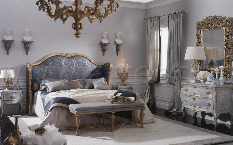 Итальянская спальня VERSAILLES ROBERTO GIOVANNINI