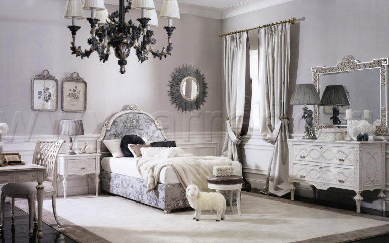 Итальянская спальня BIJOUX ROBERTO GIOVANNINI