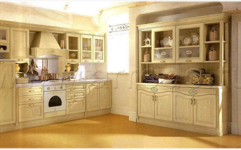 Кухня ASTER CUCINE SINTONIA-5