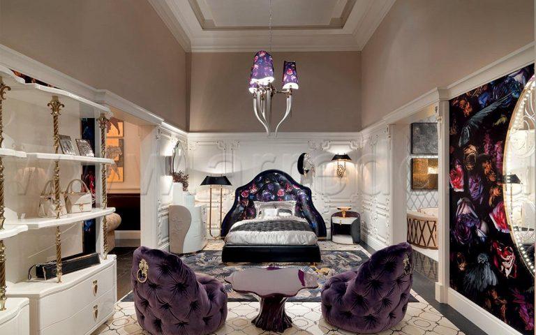 Итальянская спальня PRIMROSE VISIONNAIRE