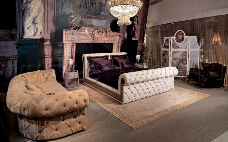 Итальянская спальня JACKPOT VISIONNAIRE