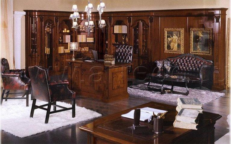 Итальянский кабинет Castel Vecchio 132 MIRANDOLA