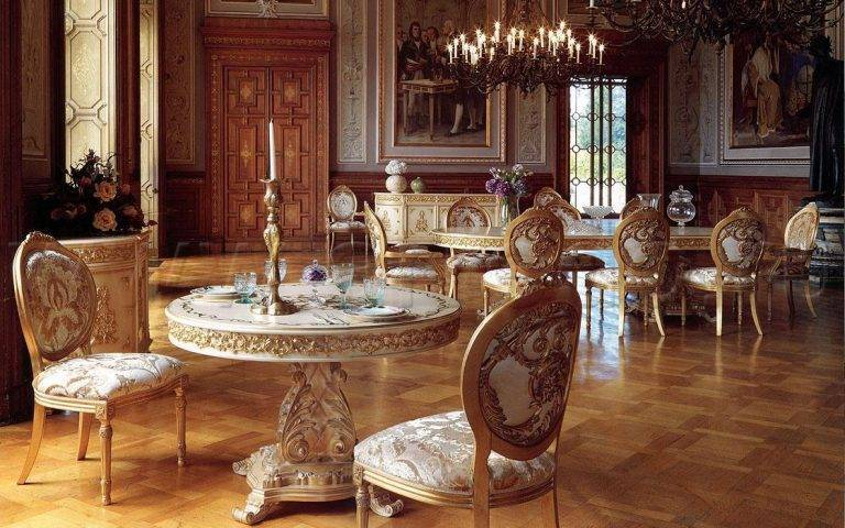 Итальянская столовая Le diner du Roi-1 ARTEARREDO