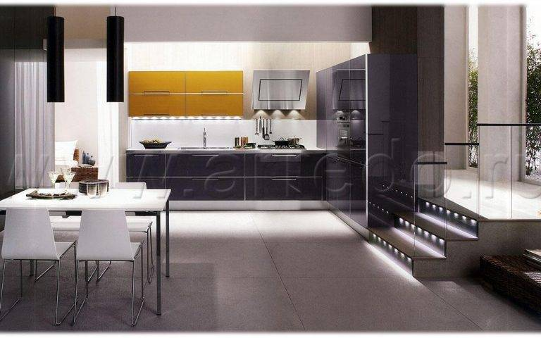 Кухня VENETA CUCINE Diamante-6