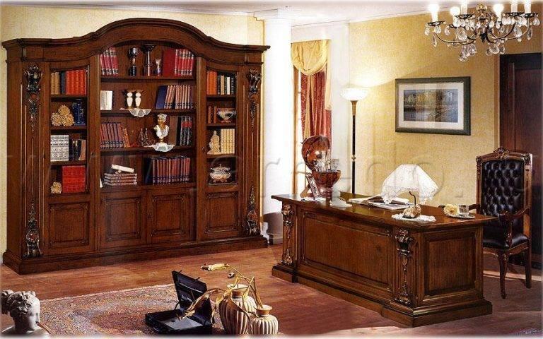 Итальянский кабинет Castel Vecchio 128 MIRANDOLA