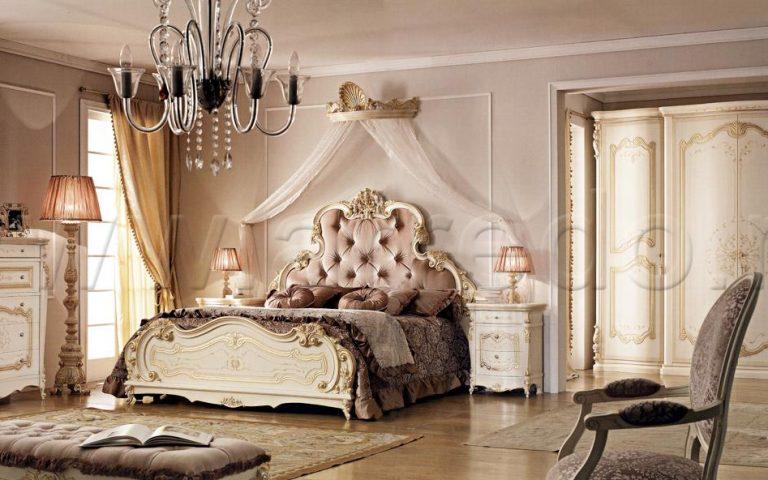 Итальянская спальня VERSAILLES AGM (ALBERTO E MARIO GHEZZANI)